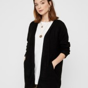 Ellen long knit cardigan