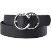 Avi belt - Silver 95