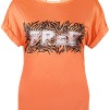 Bellua Topp - Orange XL