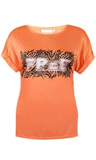Bellua Topp - Orange S