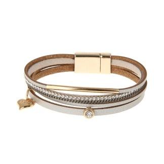 Armband läder -