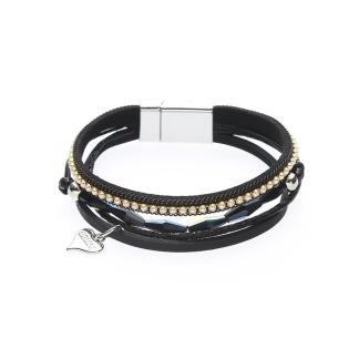 Läder armband -