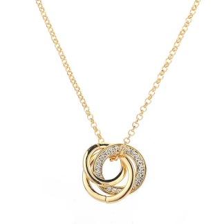 Guld halsband -