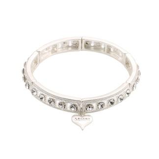 Armband strass - Silver