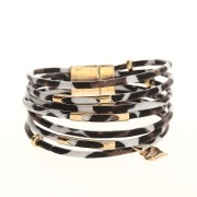 Armband, 7 leo-remmar