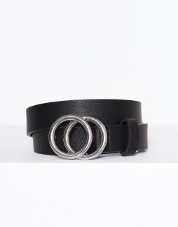Bälte med dubbla ringar
