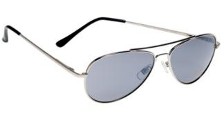 Solglasögon Pilot Durban - Silver