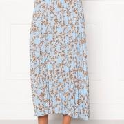 Alma plisse skirt