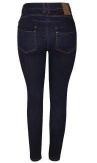 Jeans med hög midja Sanne - 34