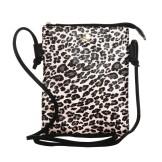 Väska leoprint