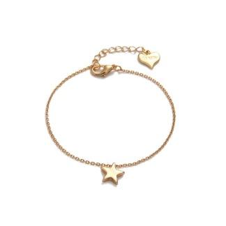 Armband med stjärna -