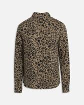 Skjorta leopard