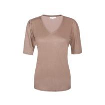 Brun T-shirt