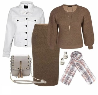 Trendig Outfit -