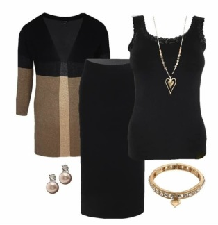 Vardags Outfit -