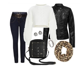 Ungdomlig Outfit -