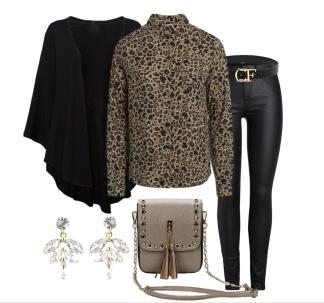 Kvinnlig Outfit -