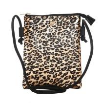 Handväska leoprint