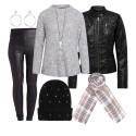 skinnleggings outfit