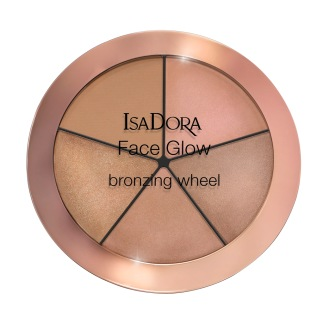 Face Glow Bronzing Wheel - 52 Beach Glow