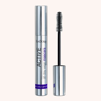 Active All Day Wear Mascara - Deep black