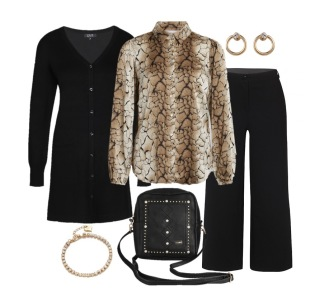 Vinter Outfit -