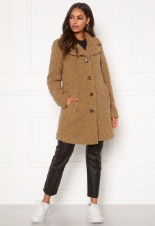 Teddy Coat Beige - 32/34