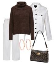 Vit outfit