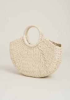 Rita straw bag -