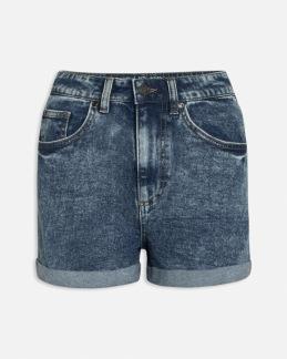 Jeansshorts ossy - Blå M