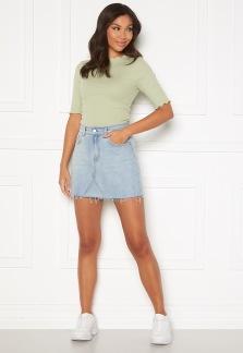 Laney Denim Skirt Light Denim - 34