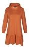 SIVI 882 DRESS - Orange XL