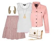 Vårsnygg Outfit