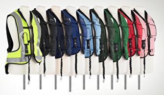 Färgtillägg på Air jacket