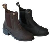 Treadstone Front Zip Boots