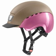 Uvex Elexxion pro ldt champagne-pink shiny