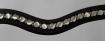 Pannband med pärlor