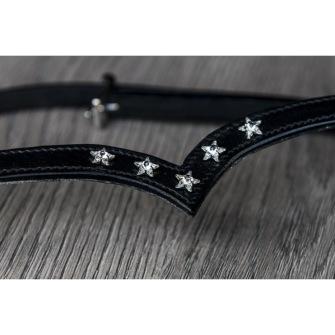 Nackstycke med stjärnor