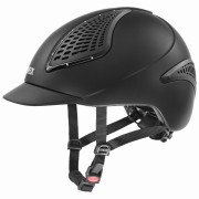 Uvex Exxential II Glamour black, mat