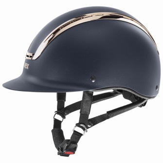Uvex Suxxeed Chrome navy/coral