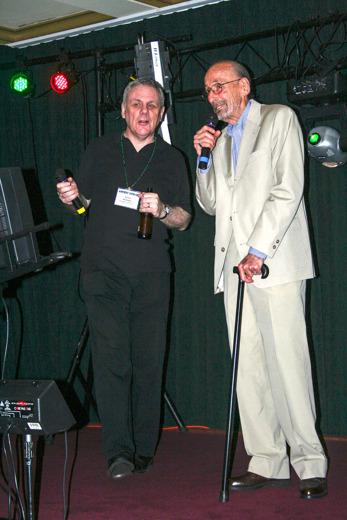Steve McGarry och Mel Lazarus