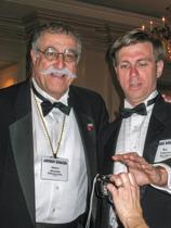 Sergio Aragones och Bill Janocha