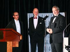 Vänster; Dan Prari, höger; Jim Borgman