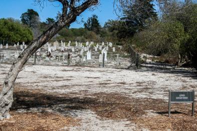 Leprakyrkogården