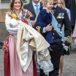 Kungafamiljen med faddrar