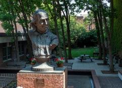 Staty av Benjamin Franklin