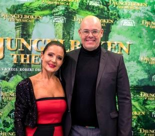 Anna Norberg och Robert Dröse