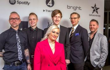 Blende vann kategorin Årets dansband