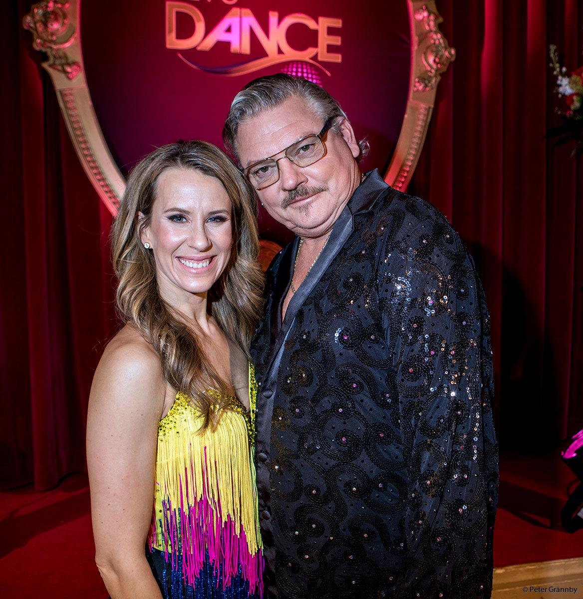 Dansa med stjärnorna partner dating