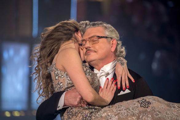 Dan Ekborg och Cecilia Ehrling